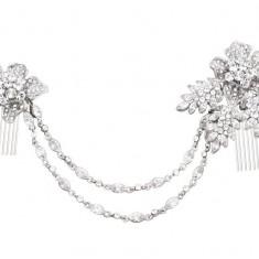 Tiara Borealy Great Gatsby Elite Headpiece