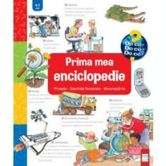 Prima mea enciclopedie