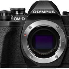 Aparat Foto Mirrorless Olympus E-M10 MARK III, 16.1 MP, Filmare 4K, WI-FI (Negru)
