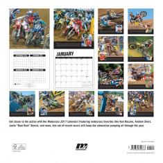 Calendar 2017 - Motocross | Motorbooks