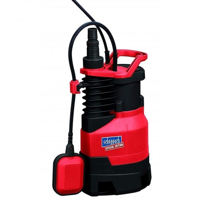 Pompa submersibila pentru apa murdara si curata SP900 Scheppach SCH5909504901 900 W 230 V 50 Hz