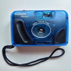 aparat foto pe film fotografiat Siemens de colectie