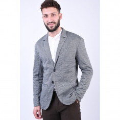 Sacou Jack&Jones Arnold Light Grey Melange