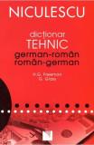 Dicționar Tehnic German-Român / Român-German