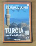 In jurul lumii Deagostini DVD - Turcia intre Orient si Occident