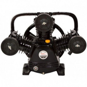 Cap compresor de aer cu 3 pistoane 5.5kW 670L/min KD1406