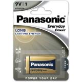 Baterii Panasonic Everyday Power 6LF22 9V 1 bucata