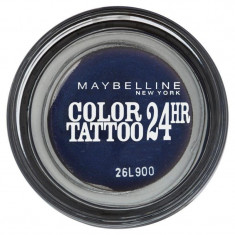 Fard Iluminator Maybelline Color Tattoo 24 Hr 25 Everlasting Navy