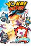 Yo-Kai Watch, Vol. 10, Paperback