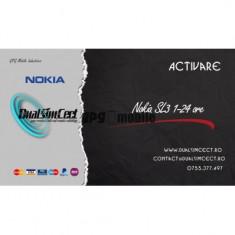 Decodare Nokia SL3 prin BruteForce -- 1-24 ore