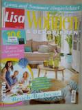 REVISTA LISA WOHNEN - nr.8 august 2018 - LIMBA GERMANA