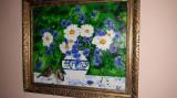 Pictura cu flori, Ulei, Altul