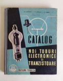 CATALOG - NOI TUBURI ELECTRONICE SI TRANZISTOARE 1961, Tehnica