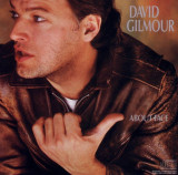 David Gilmour About Face remastered (cd)