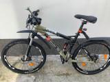 Bicicleta Mountain Bike Ideal VSR PRO, 17, 24, 26