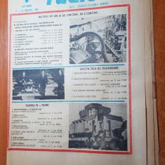 Revista radio-tv saptamana 4-10 ianuarie 1981