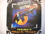 Molten Metal-Mercy-Black Magic vinil, electrecord