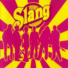 Vand cd audio Slang.Original,sigilat,holograma!