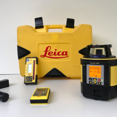 Nivela Laser Rotativa Leica Rugby 880