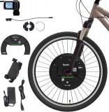 Cumpara ieftin Kit conversie bicicleta electrica 36v 350W (roata fata 26 inch) IMOTOR 3, China