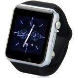 Cumpara ieftin Ceas Smartwatch cu Telefon iUni A100i, BT, LCD 1.54 Inch, Camera, Negru