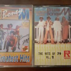 Boney M  -  2 CASETE AUDIO