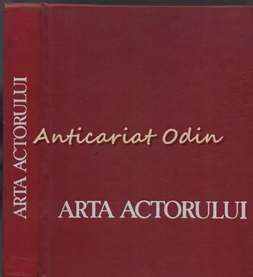 Arta Actorului - Petre Vasilescu, Ilieana Burlacu, George Crabin, Ion Cojar foto