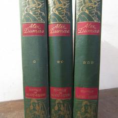 ALEXANDRE DUMAS - CONTELE DE MONTE CRISTO Vol.1.2.3.
