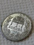 Ungaria 1 korona 1915 argint