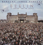 Vinil Barclay James Harvest – Berlin - A Concert For The People (VG)