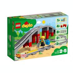 LEGO Duplo - Pod si sine de cale ferata 10872