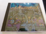 Mustaphas 3 - heart of uncle -3545, CD