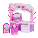 Set Tematic Figurine Shopkins Join the Party - Cotton Candy
