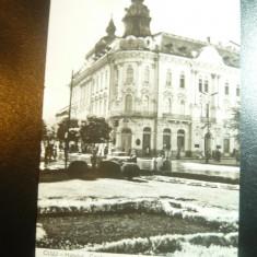 Ilustrata -Cluj- Hotel Intercontinental circulat 1964