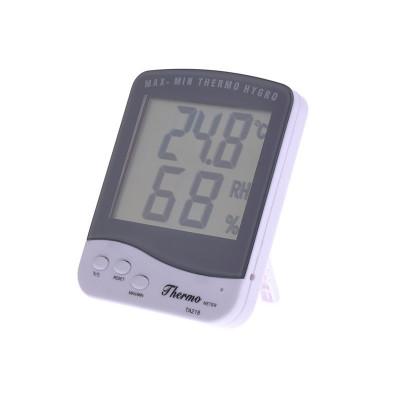 Termometru si higrometru TA218D, suport birou foto