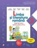 Limba și literatura română. Caiet de lucru. Clasa a III-a