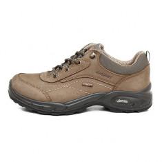 Pantofi Bărbați Trekking Piele impermeabili Grisport Sheratan Gritex Vibram