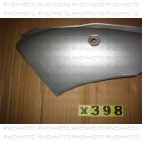 Carena plastic caroserie laterala spate stanga sus Honda @ Nes Chiocciola 125 150cc 2000 - 2004