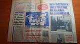 ziarul magazin 2 noiembrie 1968-articol despre murfatlar si valea bistritei