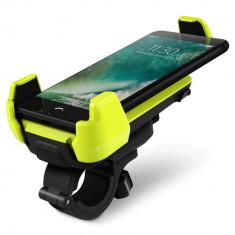 Suport universal bicicleta/moto iOttie Active Edge Electric Lime