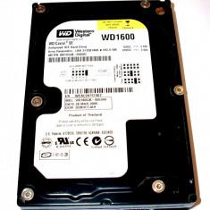 HDD IDE 3,5'' 160 Gb Western Digital perfect functional