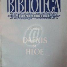 Dafnis si Hloe (Roman pastoral)