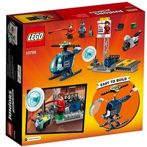 LEGO Juniors - Elastigirl si urmarirea pe acoperis 10759
