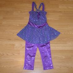 Costum carnaval serbare salopeta dans gimnastica pentru copii de 5-6 ani, Din imagine