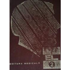 Dictionar Enciclopedic de Psihiatrie (vol. 2)  -  Constantin Gorgos