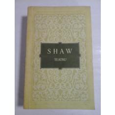 SHAW - TEATRU -
