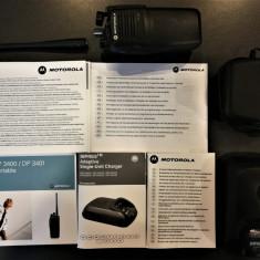 Vand Statie Emisie Receptie Motorola DP3400 x 3buc.