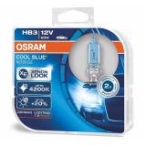 Bec Osram HB3 12V 60W Cool Blue Intense 9005CBI-HCB Set 2 Buc