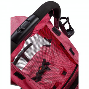 Cărucior Bebumi Sport Air Eco (pink)