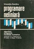 Programare Neliniara - Vincetiu Dumitru
